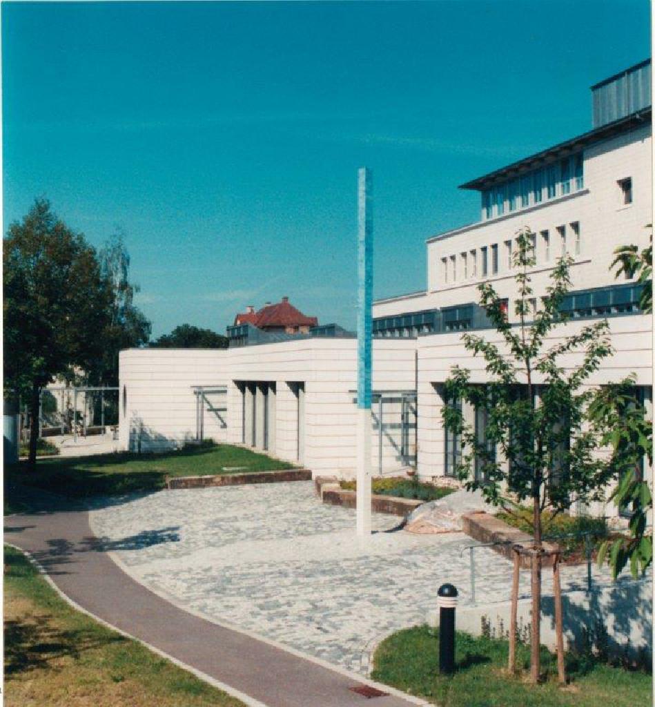 Blausäulen Himmelblau (Stuttgart-Ost)
