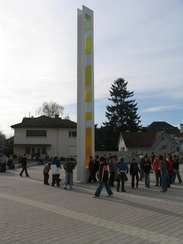 Peter Odenwaeller - Turm